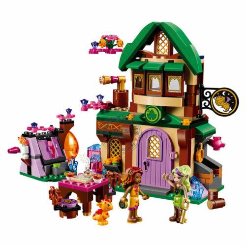 fairy-Hotel Starlight girl building blocks new 348pcs no box
