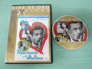 MATRIMONIO-A-LA-ITALIANA-SOPHIA-LOREN-MARCELO-MASTROIANNI-DVD-SLIM-ESP-ITALIANO