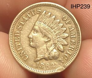 1862-Indian-Head-Penny
