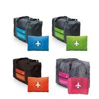 Large Capacity luggage Packing Tote/Shoulder Travel Shopping Big Bag Folding
