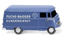 "#026503 - Wiking Kastenwagen (MB L 319) ""Fuchs Bagger Kundendienst"" - 1:87"