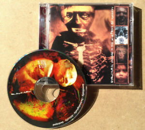 Slavearc-Structural-Damage-In-The-Blue-Print-Of-Humanity-RARE-Death-Metal-CD