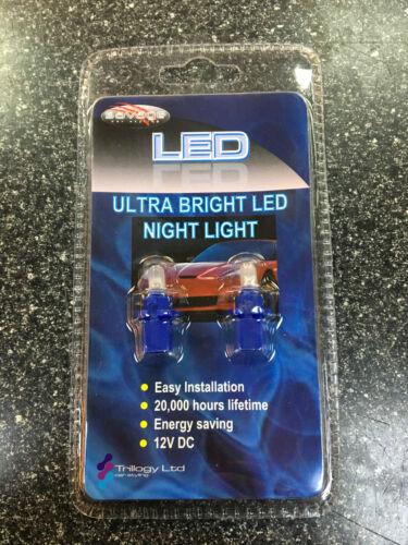 BLUE LED R509 ULTRA BRIGHT BULBS