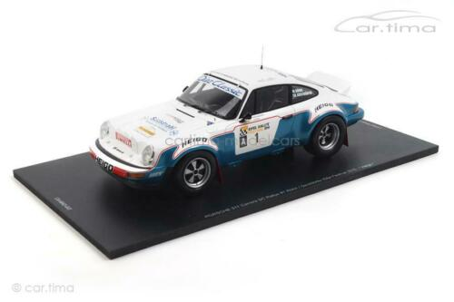 Porsche 911 SC-Eifel rally festival 2014-Röhrl//geistdörfer-Spark 1:18