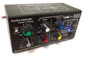 Details about BHI EQ20 DSP - ParaPro EQ20 WITH DSP Noise Reduction Speaker  Ham Radio