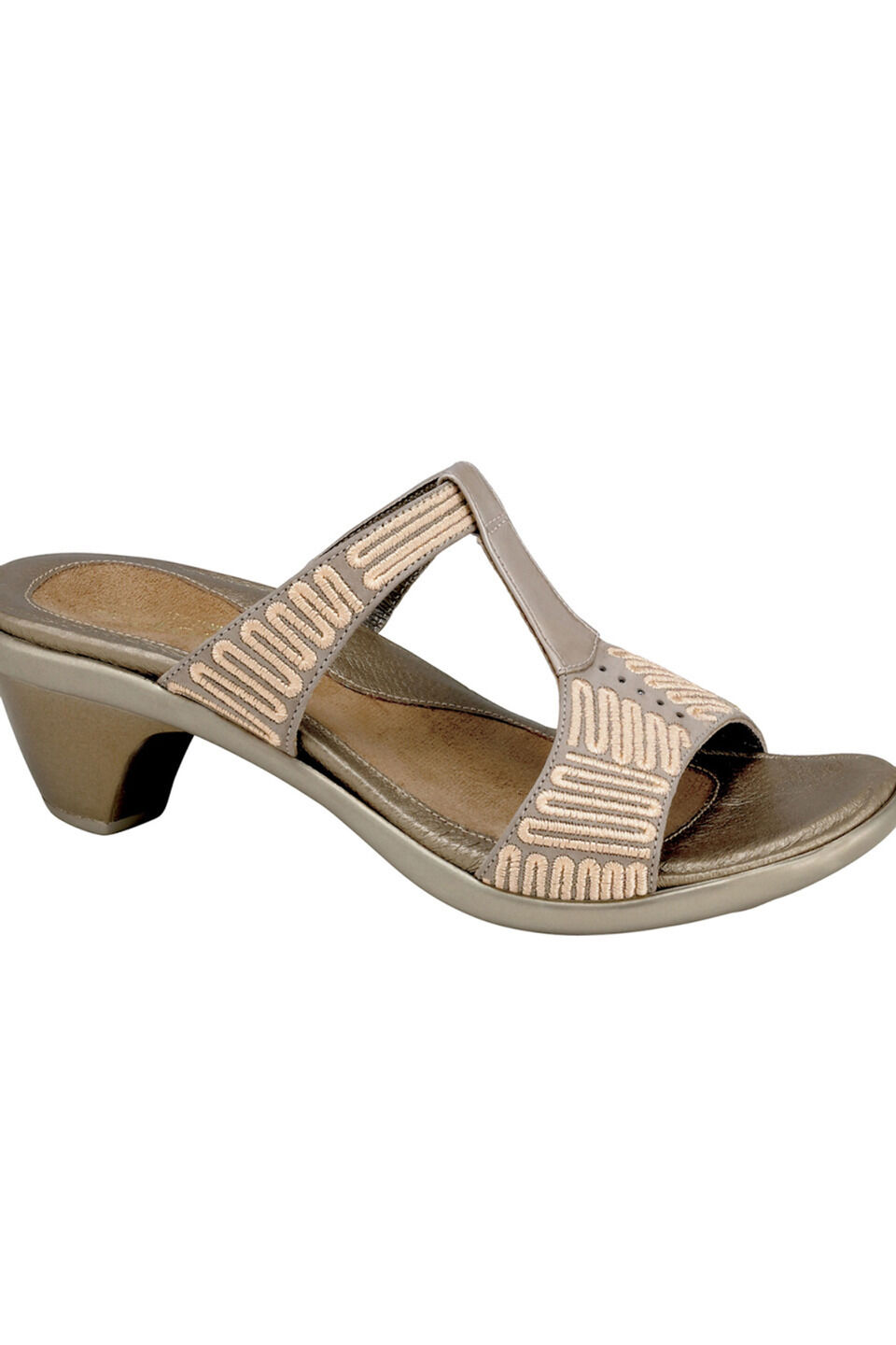 Naot Delia W68 Pearl Canvas Comb Womens Shoes Shoes Womens size US 6-11 57acc4