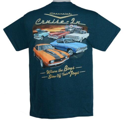 64 Impala Chevy 56 Bel Air 69 Chevelle T-shirt 59 Impala 69 Camaro SS