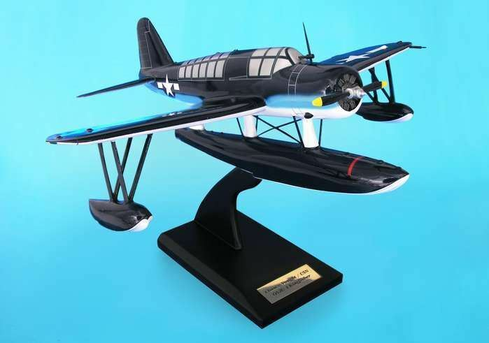 EXECUTIVE SERIES AIRCRAFT MODEL O2SU-3 5 KINGFISHER 1 24    BN   ESSN016