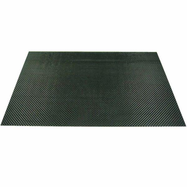 Glossy ARRIS 400X500X2.5MM 100/% 3K Carbon Fiber Plate Plain Weave Panel Sheet