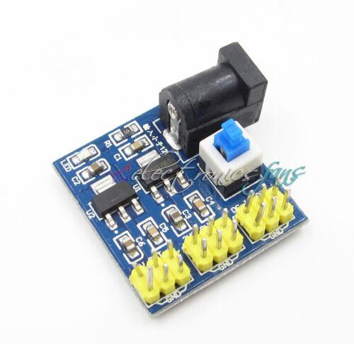 DC-DC 12V switch 3.3V 5V power supply moduleVoltage conversion modul