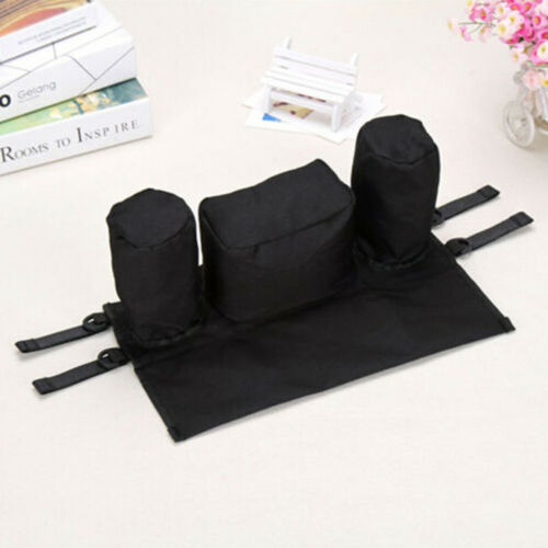 1X Baby trolley storage bag organizer stroller buggy pram cup holder bag Tb