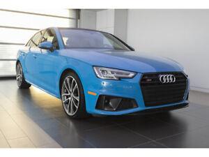 2019 Audi S4 Progressiv 3.0 TFSI quattro