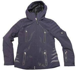 Bogner-Ladies-Ski-Jacket-Romi-T-Navy-Blue-Size-1420-2oz-New-With-Label