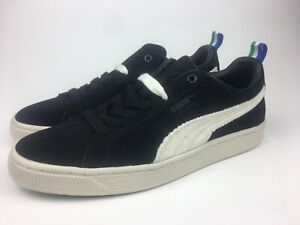 sports shoes 88a6e f41c0 Details about *NEW* Puma X Big Sean Clyde (Men Size 9) Black Suede Shoes  Athletic Sneakers