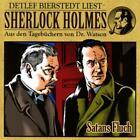 Sherlock Holmes - Satans Fluch von Detlef Bierstedt (2016)