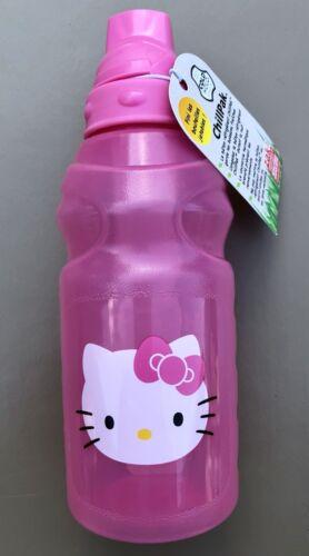 Zak HELLO KITTY 16 oz Pink ChillPak Lunch Bottle W//Ice Core BPA-Free