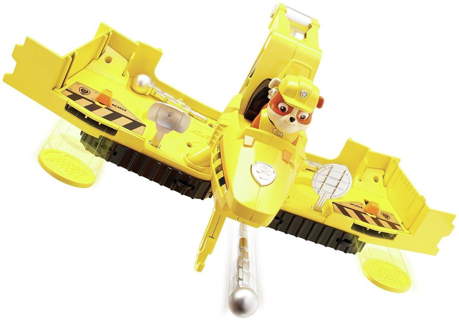 Barnpatrull Rubble Flip and flygaga fordon