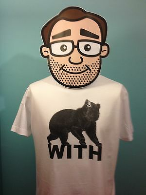 Patricia Hodge Miranda Bear With T Shirt Funny