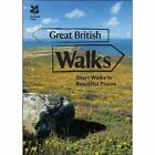 Great British Walks by Jilly Macleod (Paperback, 2014)