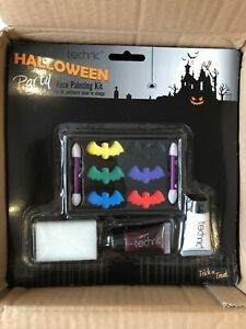 Wholesale-Cosmetics-Bulk-Job-Lot-of-Technic-Halloween-Face-Painting-Kits-x-22