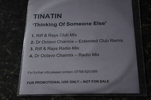 TINATAN-THINKING-OF-SOMEBODY-ELSE-4-TRACK-PROMO-CD-RIFFS-amp-RAYS-HOUSE-MIX