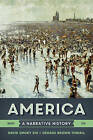 America: A Narrative History by Associate Professor of History David E Shi, George Brown Tindall (Mixed media product, 2016)