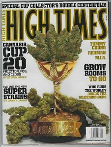 Details about HIGH TIMES MAGAZINE APRIL 2008 TOMMY CHONG! CANNABIS CUP 20!  GROW ROOMS TO GO!