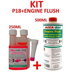 KIT-MECARUN-P18-250ML-ENGINE-FLUSH-500ML