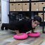 Ext RGGDRGGL Wobble Cushion for Workout and Therapy,Support 442 lbs, 1314inch