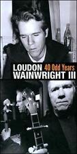 40 Odd Years (4 CD/1 DVD), New Music