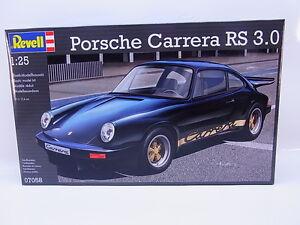 Interhobby-43211-Revell-07058-Porsche-Carrera-RS-1-25-Bausatz-ungebaut-NEU-OVP
