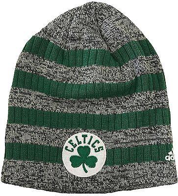 Kx13z By Scientific Process Sporting Goods Basketball Nwt Nba Boston Celtics Adidas Winter Knit Hat Beanie Cap Osfa New