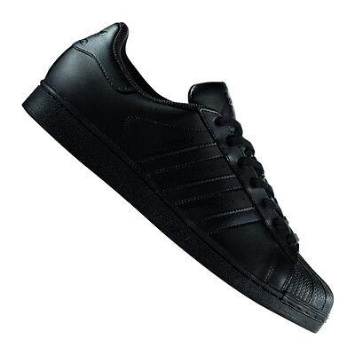 adidas Originals Superstar Sneaker Schwarz