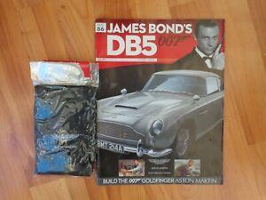 Eaglemoss 1 8 Build Your Eigene James Bond 007 Aston Martin Db5 Ausgabe 86 Inc Ebay