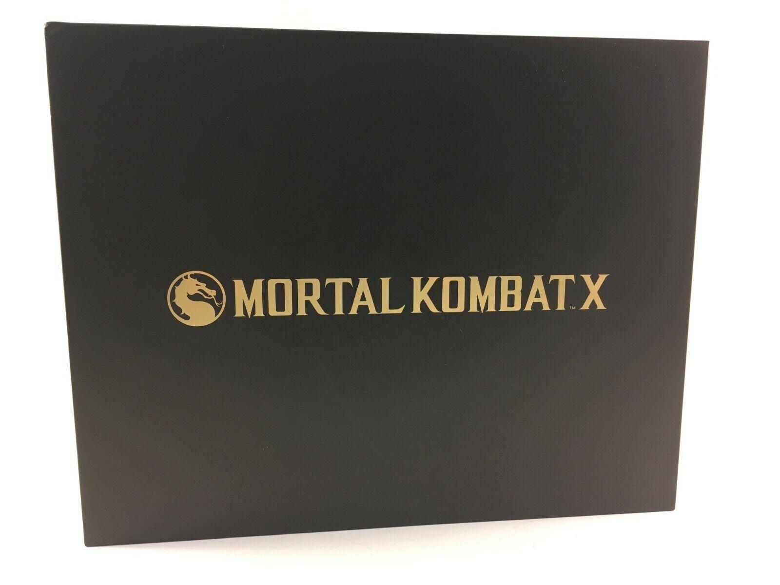 Mortal Kombat X Kollectors Edition by Koarse Scorpion Statue No Game