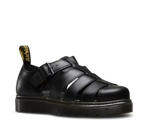 Sandale Martens Originale Dr On Slip 23307001 Vibal doc Nero xtCa46qw