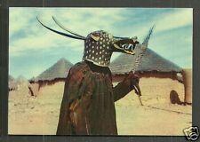 Baoulé SCARY Mask Costume Côte d?Ivoire Africa 1967