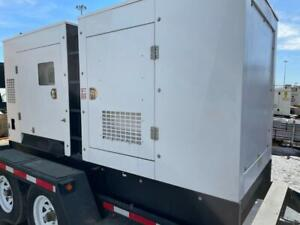 2014 Magnum MMG150 - 150 KVA - Towable Diesel Generator - 120/240 1Phase - 208/480/600 Volt 3 Phase Canada Preview