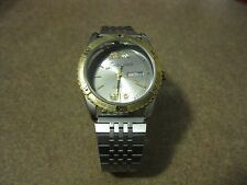 COLLECTIBLE LANDSTROM'S BLACK HILLS GOLD MEN'S WATCH PARTS OR REPAIR