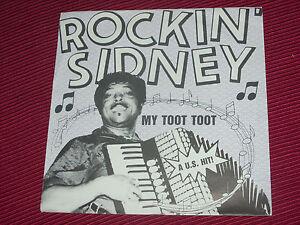 Rockin-039-Sidney-My-Toot-Toot-1985-7-034-NEAR-MINT-EX-SHOP-STOCK