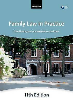 Family Law in Practice (Blackstone Bar Manual)-ExLibrary