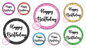 Happy-Birthday-Party-Glitter-Style-Sweet-Cone-Birthday-Cake-Box-Gift-Seal-Hamper
