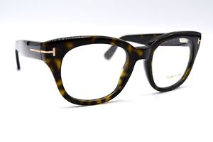 NEW-TOM-FORD-TF5473-052-DARK-HAVANA-AUTHENTIC-EYEGLASSES-FRAME-RX-49-20-38T