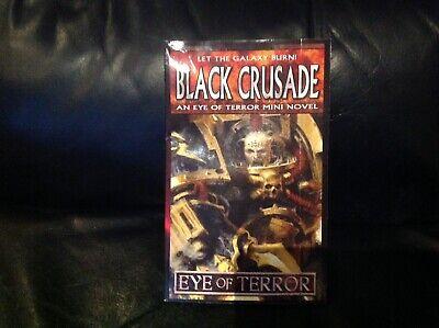 Black Crusade: Un Occhio Del Terrore Mini Romanzo (black Library, Games Workshop) 2003-