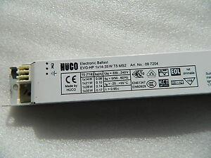 Tridonic EVG T5 elektronisches Vorschaltgerät für Leuchtstofflampe 2x24 Watt