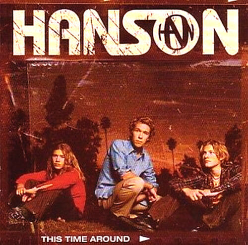 1 of 1 - HANSON THIS TIME AROUND CD Album MINT/MINT/MINT  *
