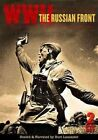 WWII World War II The Russian Front DVD BOXSET 2 Disc Tin Case