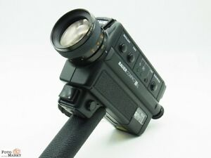 Bauer-Super-8-Camera-Compact-III-XL-Vario-Objektiv-1-3-8-5-25-5mm-S8-Film