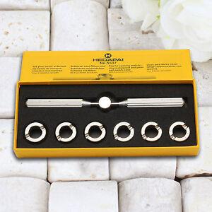Orologio-Back-Case-Opener-Remover-Orologiaio-Repair-Tool-Kit-chiave-inglese-professionale-UK