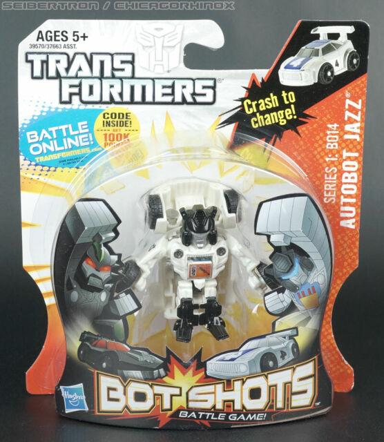 Hasbro Transformers Bot Shots Autobot Jazz Series 1 Bo14